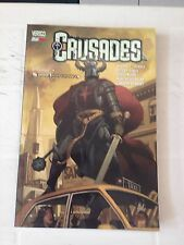 VERTIGO - MAGIC PRESS - CRUSADES PRIMA CROCIATA - ALAN MOORE - NUOVO DA MAGAZZIN