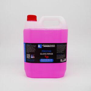 Glimmermann Prestige Gloss Rinse Exterior Spray on Rinse Off Wax Sealant 5L