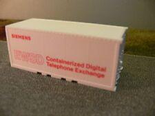 1/87 Wiking 20 ft Container Siemens EWSD