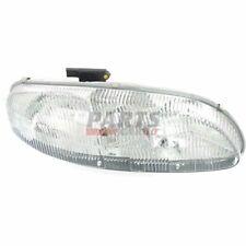 NEW HALOGEN HEAD LAMP ASSEMBLY RIGHT FITS 1995-2001 CHEVROLET LUMINA 10420376