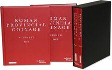 Roman Provincial Coinage Volume IX - Part 1 & 2