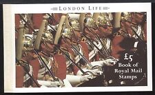 GB 1990 DX11 London Life Prestige Booklet LIBRETTO PRESTIGE**GRAN BRETAGNA