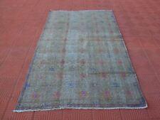 Vintage Rug, Brown Turkish Style Oriental Rug, Medium Size  Rug,Moroccan Rug,