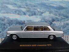 1/43 IXO Mercedes-Benz 240 Limousine 1974