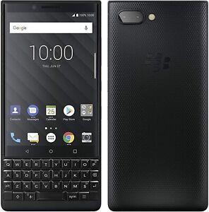 BlackBerry KEY2 Black Android Smartphone 64Gb BBF100-1