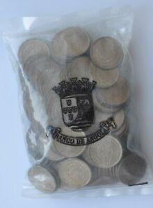 ANGOLA  Portuguese Colony (1921 - 1974) 5 escudos 1972 from original bag
