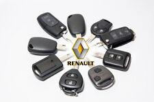 Renault Spare Key Programming Auto-locksmith East London 90% of Keys Done