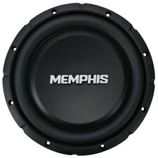 """Memphis Audio SRXS1044 10"""" Street Reference Series Car Audio Shallow Subwoofer"""