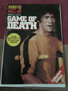 KFM Bruce Lee's Game Of Death - Kung Fu Monthly Exclusive