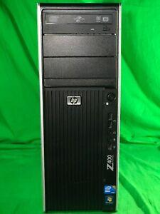 HP Z400 Liquid Cooled Workstation Xeon 3.33GHZ 12GB DDR3 500GB Windows 10 Pro