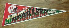 1994 Nebraska Cornhuskers National Champs pennant Tom Osborne Lawrence Phillips
