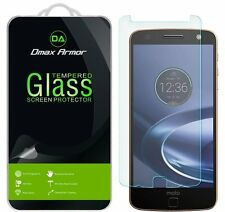 Dmax Armor for Motorola Moto Z Force Tempered Glass Screen Protector Saver