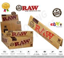 Raw Classic King Size Slim Lunghe Cartine - Scatola Da Astucci