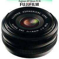 Fuji NEW 2019 Fujinon Fujifilm XF 18mm f/2 R Lenses Cameras & Photo LOWEST PRICE