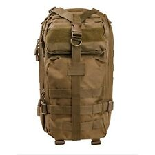 NcSTAR Small Tactical Hunting Fishing Camping Outdoor Compact MOLLE Backpack Tan
