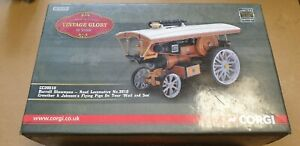 Corgi CC20510 Vintage Glory of Steam  Burrell Road Locomotive growther & Johnson
