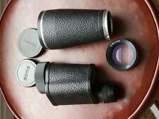 Vintage Russian MN 12x40 20x60 Dual Lens Monocular - KOMZ? - Helios Branded
