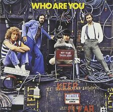 *10 SOLD* The Who - Who Are You - CD w/ Bonus Tracks - New! FREE SHIPPING!
