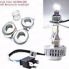JDM ASTAR 1pc Motorcycle Bike Car H4 HB2 9003 Hi/Lo Beam LED Headlight Lamp kits