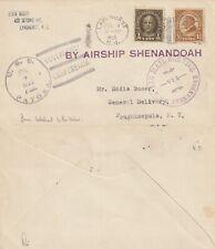 More details for us 1925 uss airship shenadoah gov conference flight cover lakehurst - bay harbor