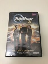 Top Gear 21 (DVD, 2014, 3-Disc Set)