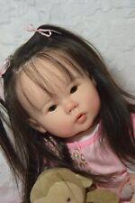 CUSTOM ORDER- Reborn Doll Baby Girl Asian Toddler Kana by Ping Lau