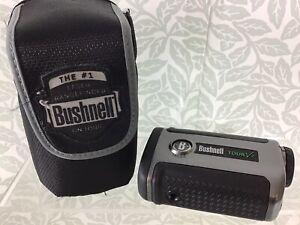 Bushnell laser range finder tour v2