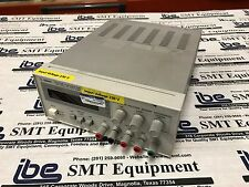 Agilent HP E3630A Triple Output DC Power Supply Input Voltage 230V