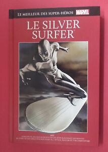 MARVEL LE MEILLEUR DES SUPER HEROS - SILVER SURFER - COMICS - VF - 2017 - R 4333