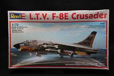 XP080 REVELL 1/72 maquette avion 4347 L.T.V. F-8E Crusader