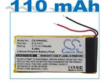 Battery for Apple iPod Nano 6th Generation, 616-0531