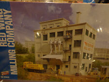 Walthers Cornerstone HO #3026 Flour Mill (kit)