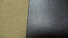 "Bonded Leather Upholstery Fabric /Dark Brown 55""wide"