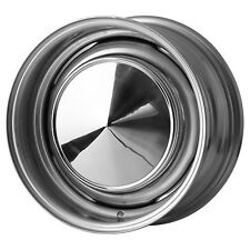 6 x 13 JBW Smoothie Steel Wheels Classic Ford Set of 4 Silver