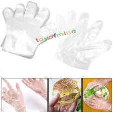 24x monouso Sanitario plastica Guanto Ristorante Casa Cook alimento della cucina