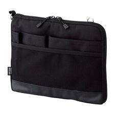 Lihit Lab. Bag in bag SMART FIT ACTACT Black A5 size A7680-24 26x25x20cm MIJ