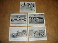 5x Fußball-WM 1950: Brasilien+England+USA+Uruguay+Spanien