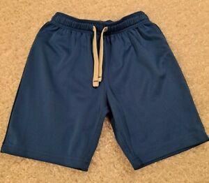 Carters Toddler Boys Shorts Elastic Waist Blue Mesh Shorts Size 5T