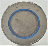 BRD: 5 Euro Blauer Planet Erde mit Polymer - Ring 2016 Prägebuchstabe J Hamburg