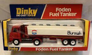 Dinky Foden Tanker Burmah 950