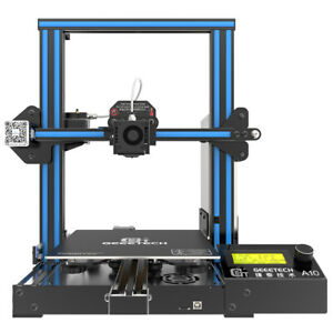 Geeetech 3D Printer A10 GT2560 V4.0 Filament Sensor Support Auto Level from UK