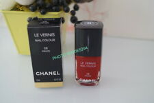 CHANEL 08 PIRATE  Vernis à Ongles/ Nail Lacquer  Boîte /Box  NEW  An Intense RED