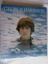 LIVRE  GEORGE HARRISON  LIVING IN THE MATERIAL WORLD