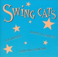 Swing Cats by Swing Cats CD Lee Rocker Slim Jim Phantom Danny B. RockaBilly