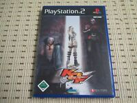 King of Fighters Maximum Impact für Playstation 2 PS2 PS 2 *OVP*
