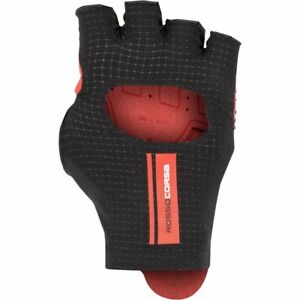 Castelli Cycling Cabrio Gloves -Black/Red -Small