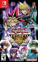 Yu-Gi-Oh! Legacy of the Duelist - Link Evolution (Nintendo Switch)  Brand New