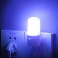 Pequeña Luz De La Noche Enchufe Lámpara Cama-Iluminación Con Interruptor Zócalo
