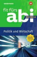 Fit fürs Abi Express. Politik und Wirtschaft Susanne Schmidt Taschenbuch Deutsch