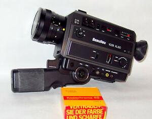 Super 8mm S8 Filmkamera Schmalfilm-Kamera Beaulieu 1028 XL60 cine movie camera